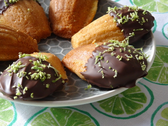 1-Week 9-Patisserie-Madeleines (5)