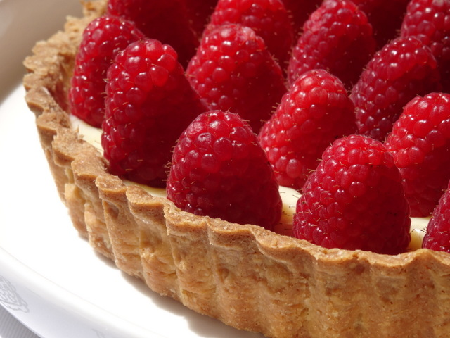 1-French Raspberry Tart (10)