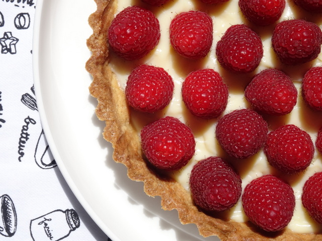 1-French Raspberry Tart (15)
