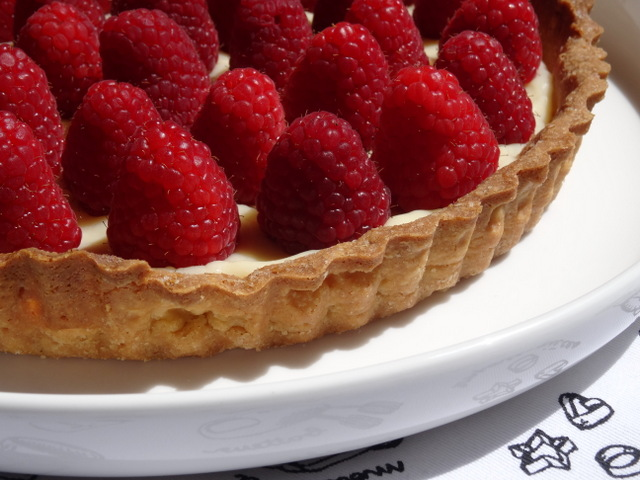1-French Raspberry Tart (3)