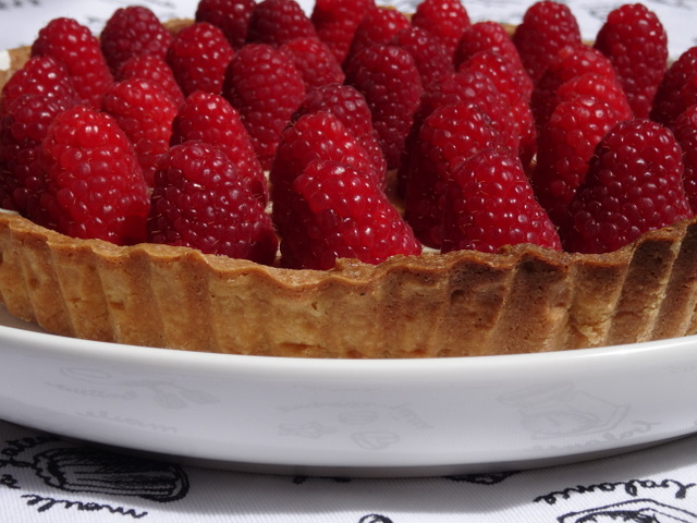 1-French Raspberry Tart (6)